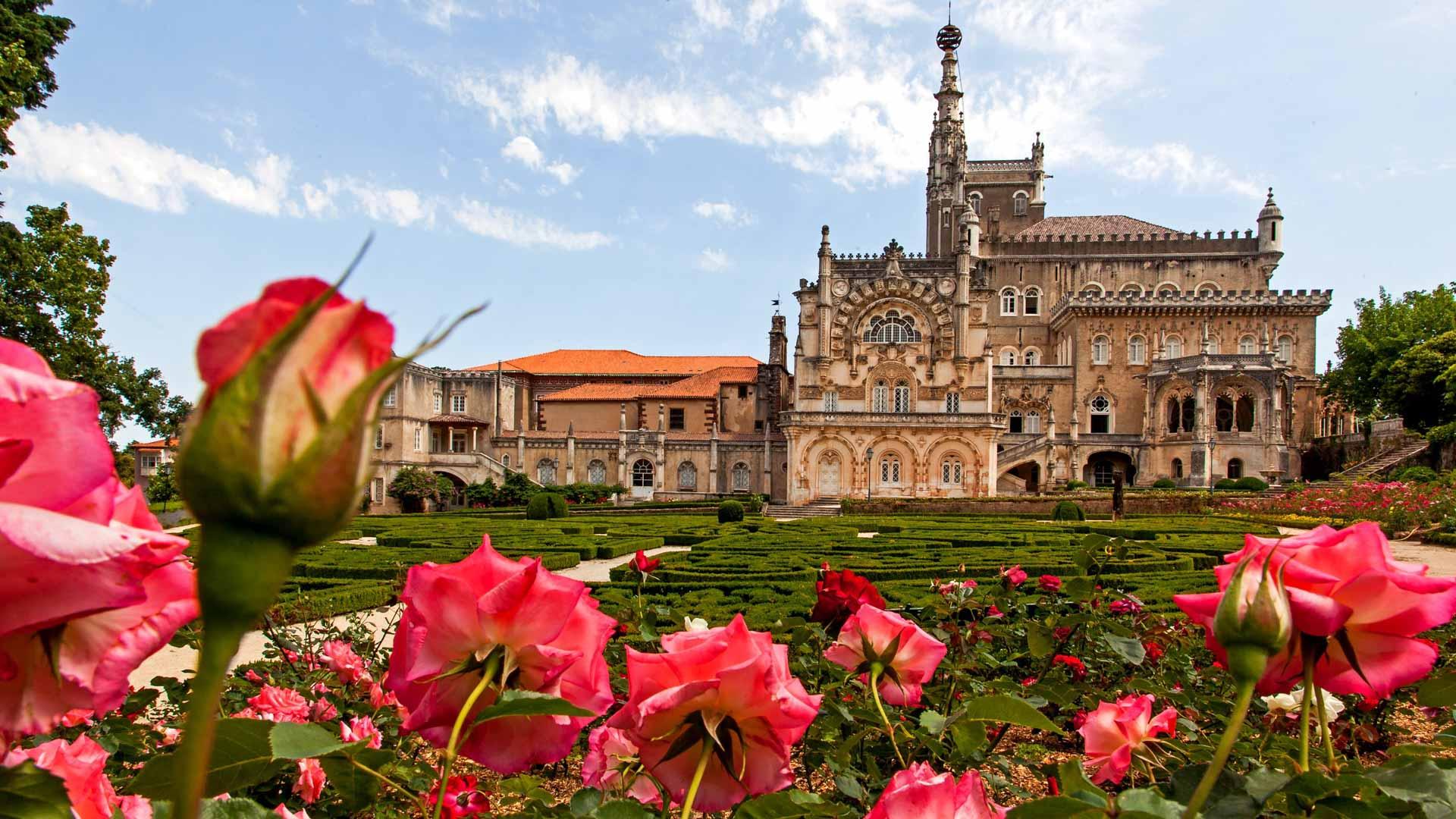 Estadias em edifícios históricos no Centro de Portugal