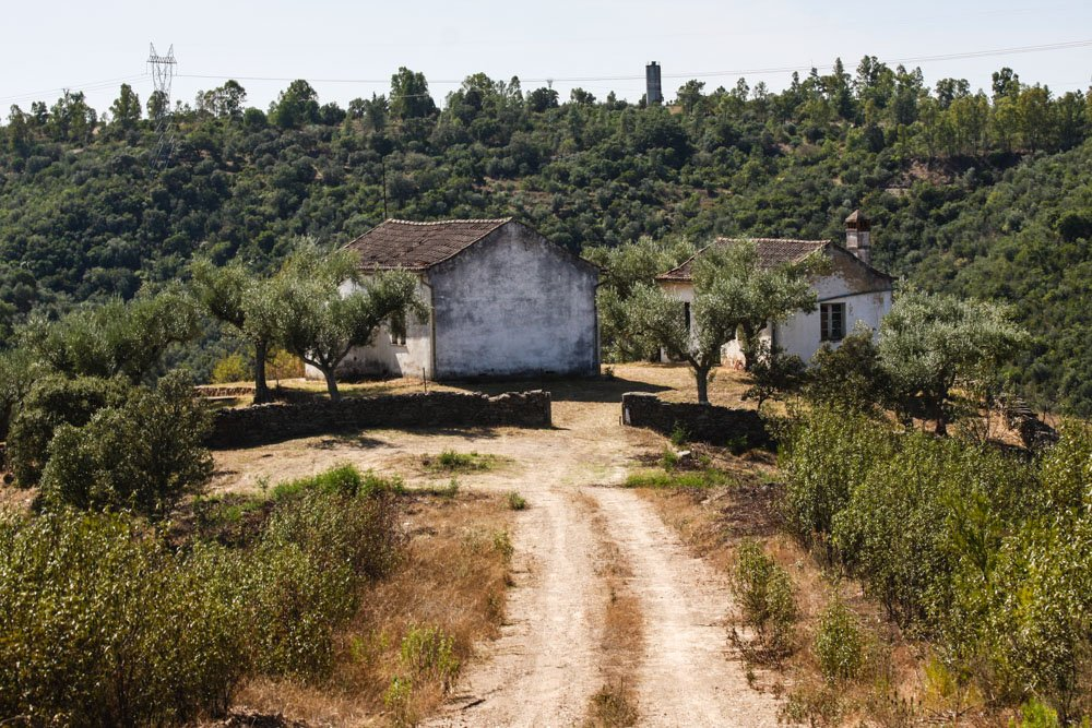 Posto fiscal de Monte Fidalgo