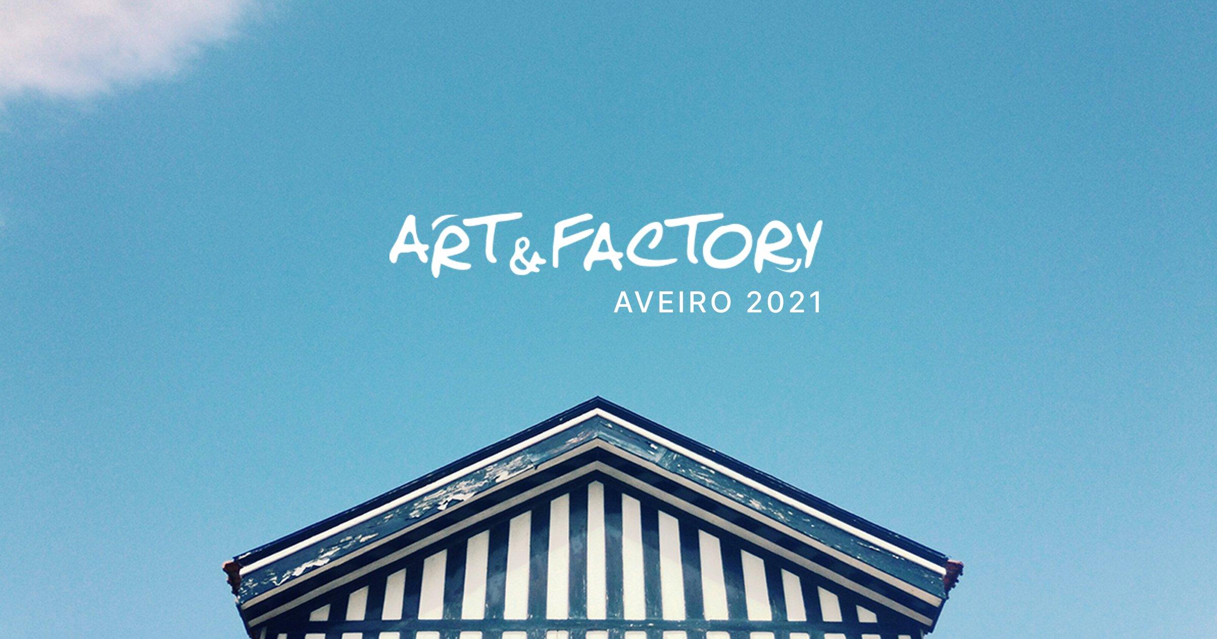 Art&Factory 2021 cartaz