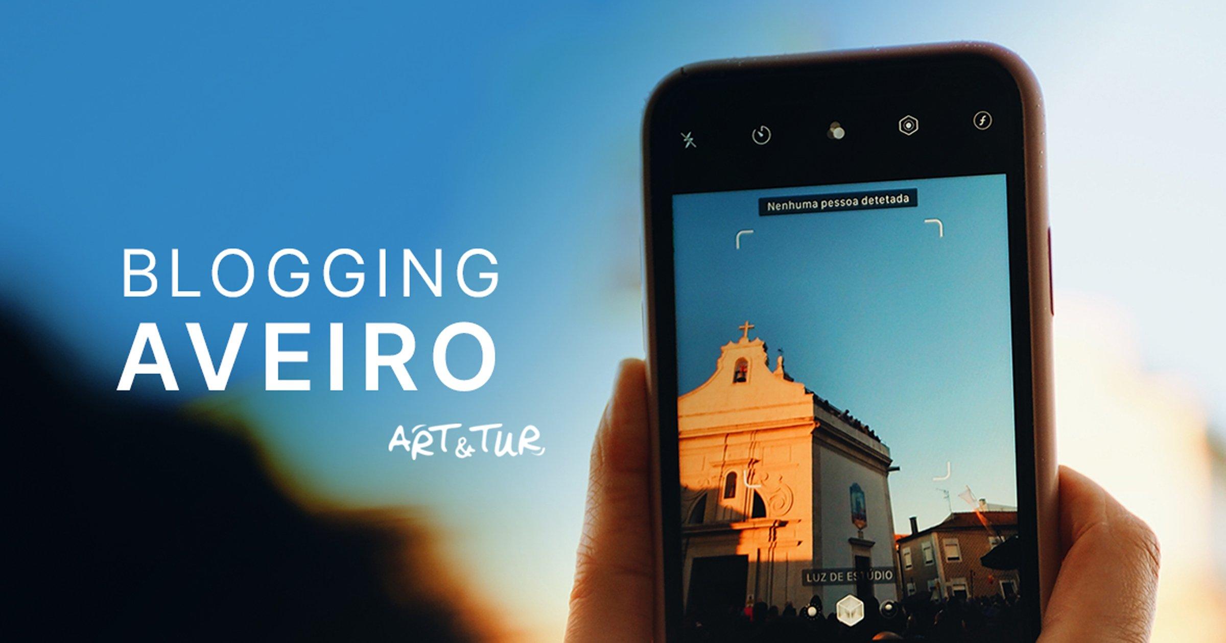 blogging aveiro 2021 cartaz