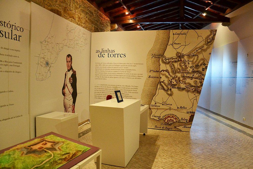 Centro de Interpretação das Linhas de Torres Arruda dos Vinhos