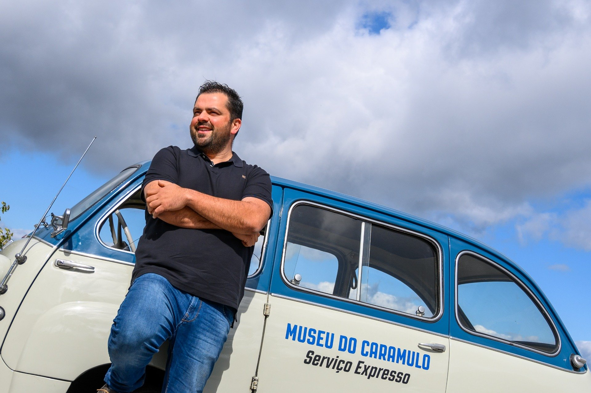 Diogo Rocha e Museu Caramulo