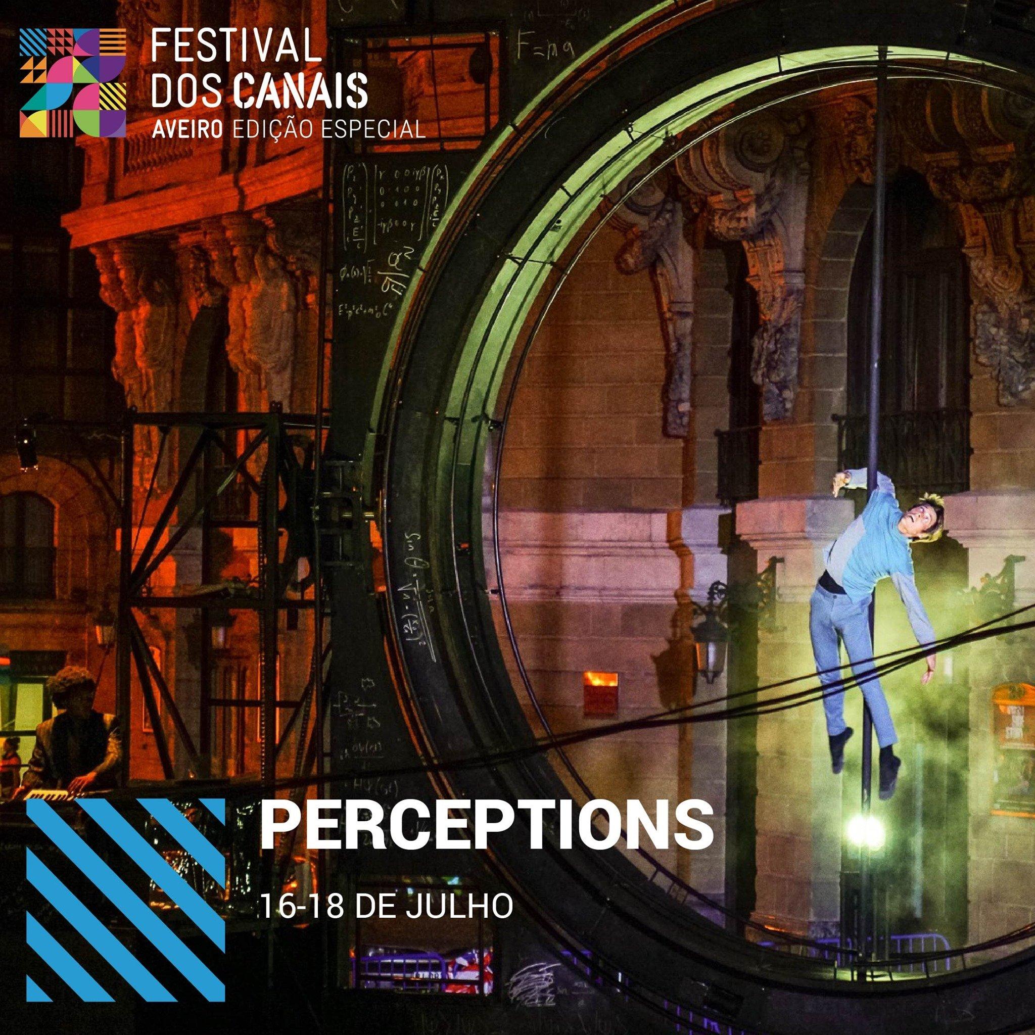 Perceptions Festival dos Canais 2021